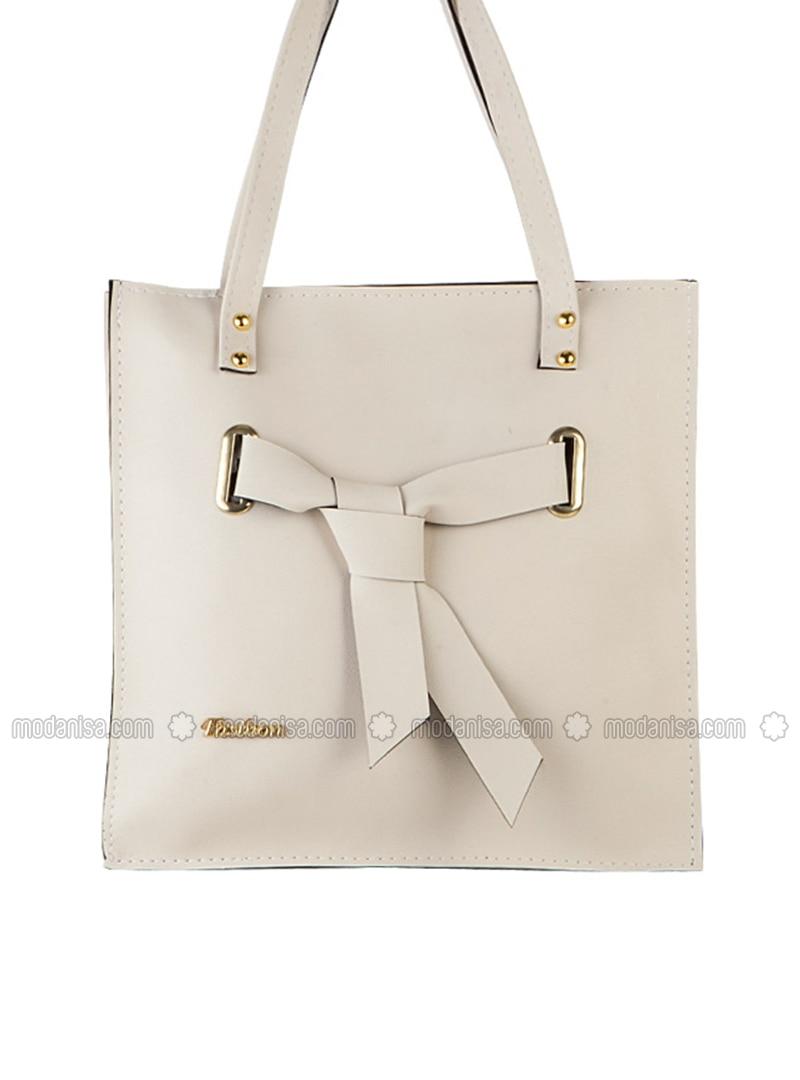 Ecru - Shoulder Bags