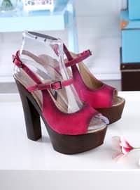 Ayakkabı - Fuşya - Polo Prestige