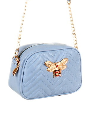 Baby Blue – Shoulder Bags – Luwwe