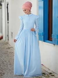 Zeynep Elbise - Bebe Mavi - An-Nahar