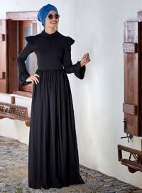 Zeynep Elbise - Siyah - An-Nahar