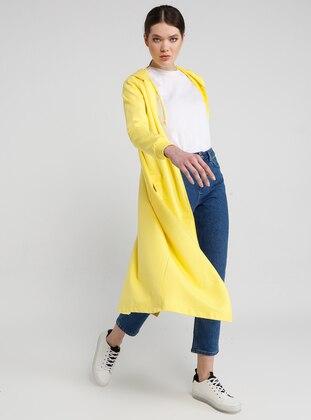 4b37a1b68 ملابس خارجية مقاس كبير للمحجبات - ملابس محجبات - Modanisa.com