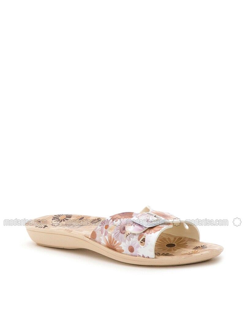 Green - Sandal - Slippers - BFGMODA