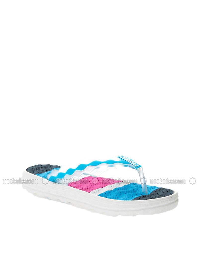 Blue - Sandal - Slippers - BFGMODA