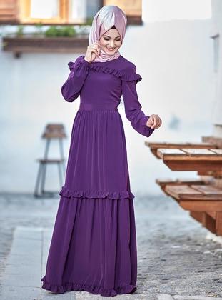 Hira Elbise - Mor - An-Nahar Ürün Resmi