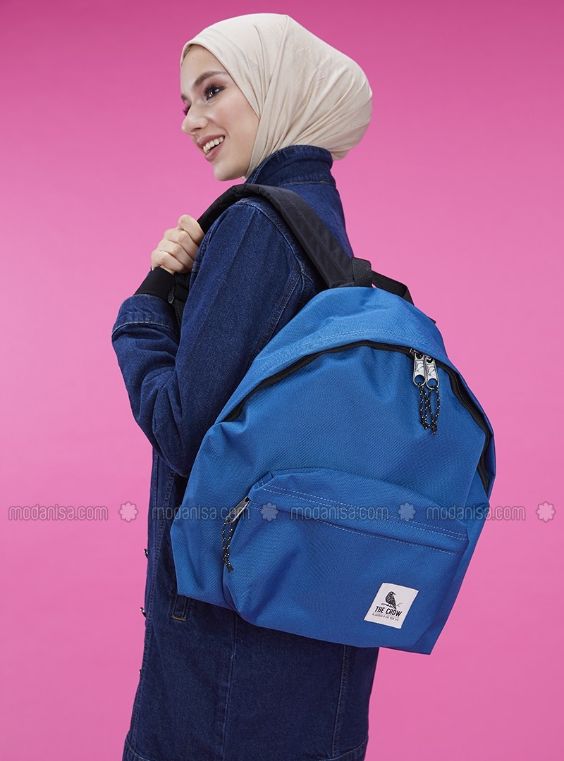 Blue - Backpacks - pinx
