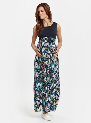 Green - Maternity Dress - LC WAIKIKI