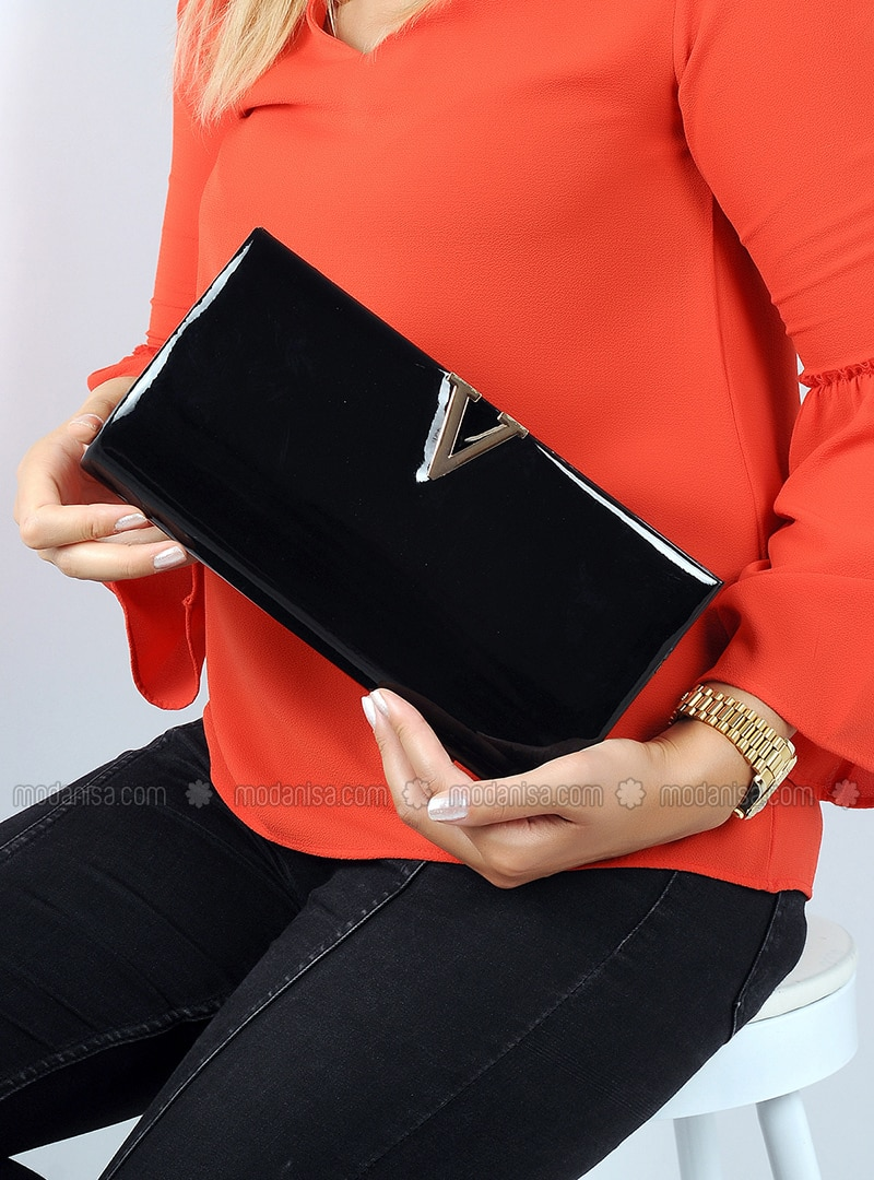 Black - Clutch Bags / Handbags