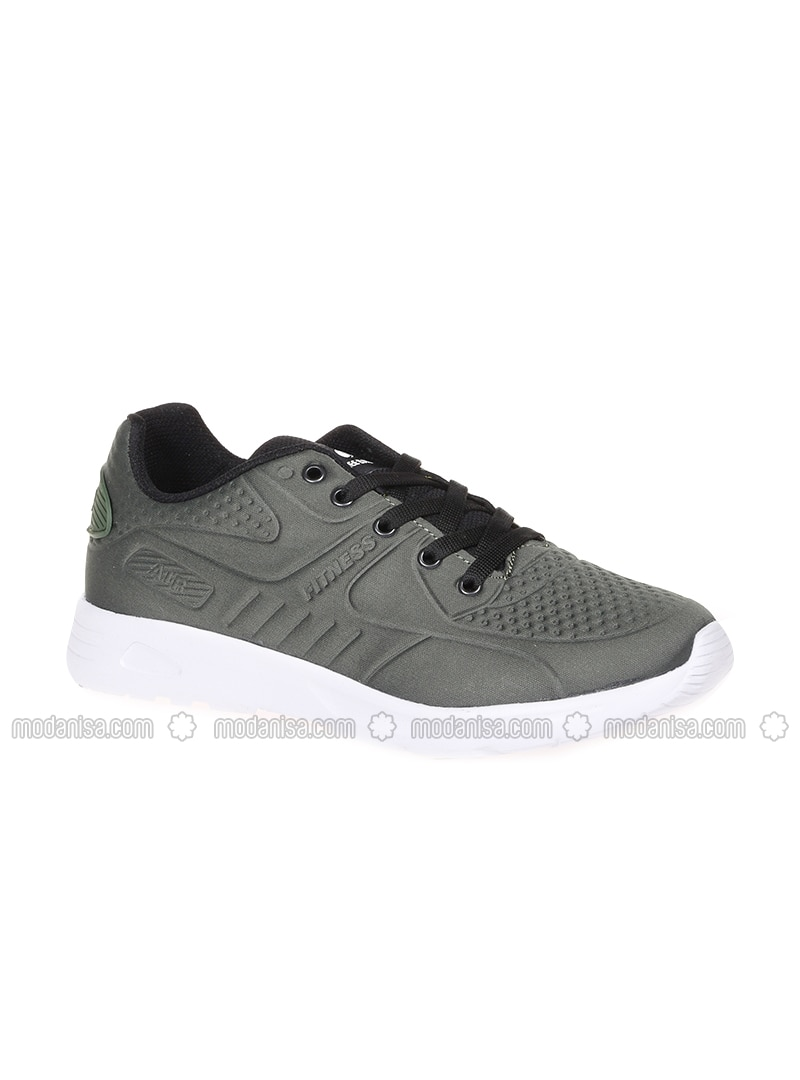Khaki - Sport - Casual - Sports Shoes