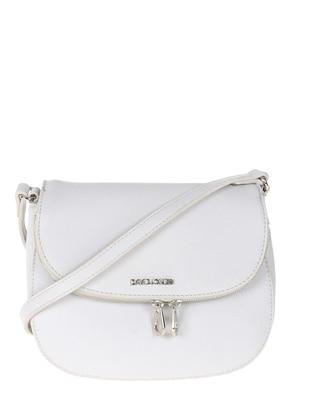 Gray - Cream - Shoulder Bags