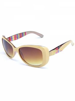 Beige - Sunglasses