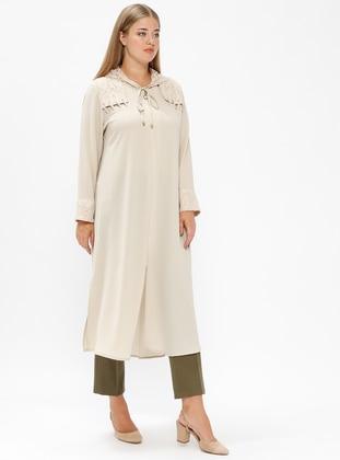 Minc - Unlined - Plus Size Coat