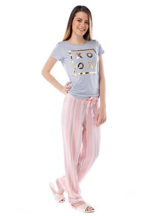 Powder - Point Collar - Stripe - Modal - Powder - Point Collar - Stripe - Modal - Powder - Point Collar - Stripe - Modal - Powder - Point Collar - Stripe - Modal - Pyjama