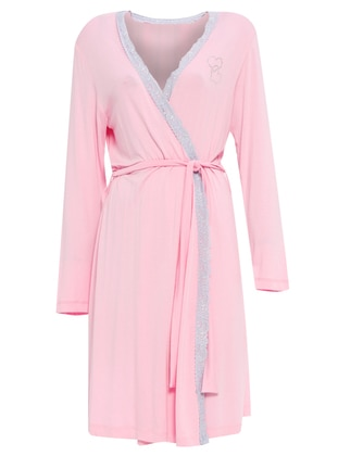 Pink - Morning Robe