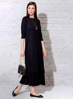 Elbise - Siyah - LC WAIKIKI Ürün Resmi