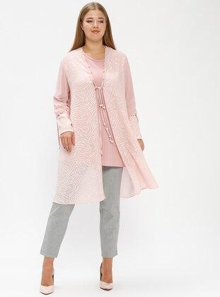 Kap&Tunik İkili Takım - Somon - he&de Ürün Resmi