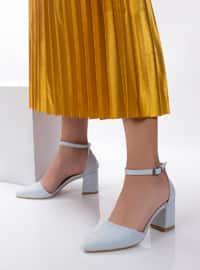 Blue - High Heel - Heels