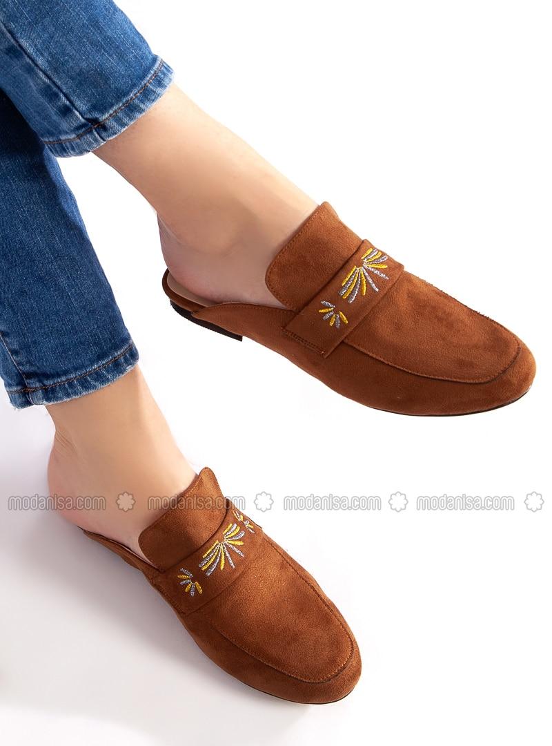 Brown - Sandal - Slippers