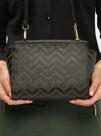 Khaki - Shoulder Bags - Pierre Cardin