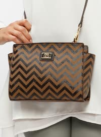 Brown - Shoulder Bags - Pierre Cardin