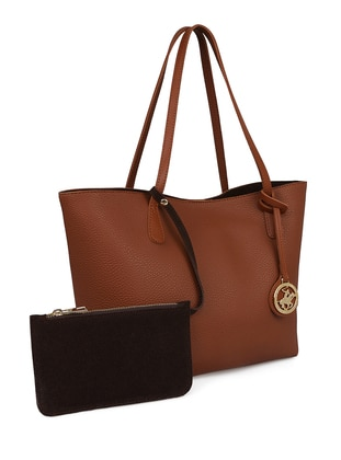 Brown - Tan - Shoulder Bags