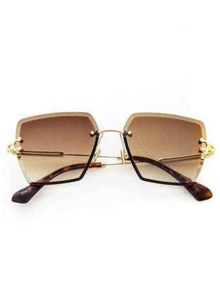 Brown - Sunglasses - Polo55