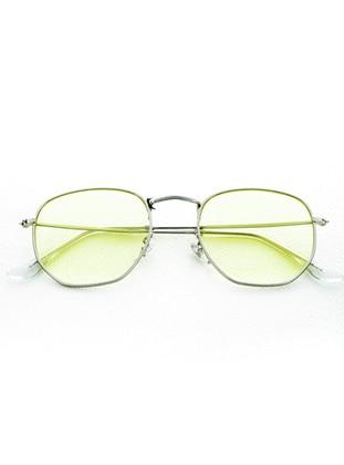 Güneş Gözlüğü - Sarı - Polo55 Ürün Resmi