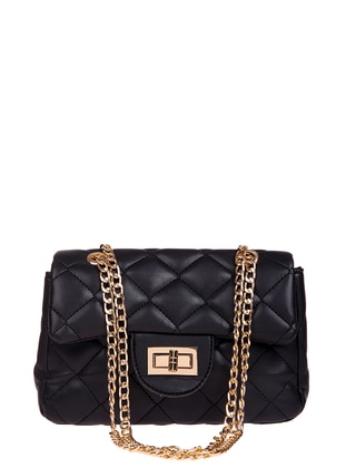 Black - Shoulder Bags - Modeva