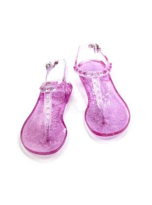 Purple - Sandal - Sandal