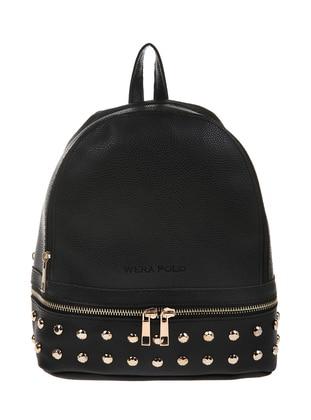 Black - Backpacks - Modeva