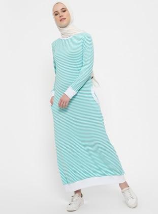 7b43b752954f9 Modanisa Mağazasından Beha Marka Tesettür Elbise Modelleri En Uygun ...
