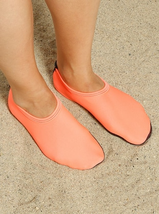 Orange - Sandal - Shoes