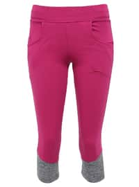 Fuchsia - Tracksuit Bottom