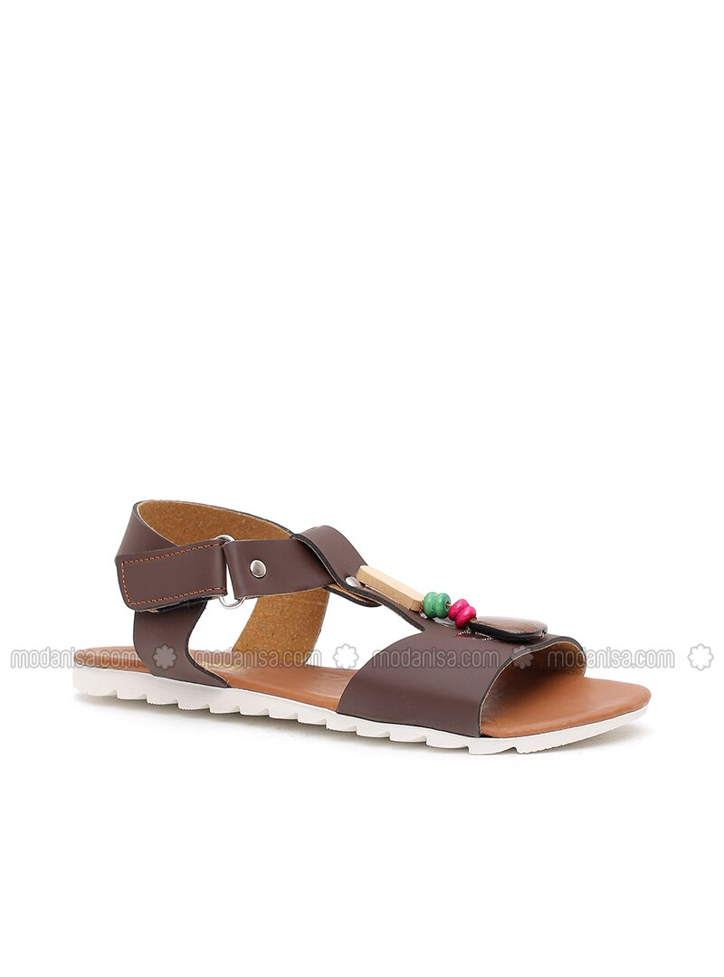 Brown - Sandal - Sandal