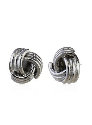 AKSESUAR AŞKI Tasarım Gümüş Küpe - Gümüş