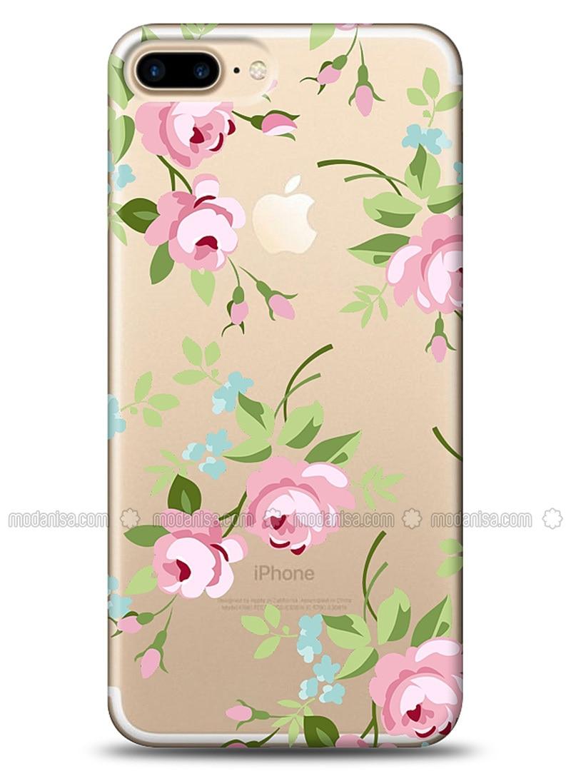 a4891d441d1b75 Multicolore iPhone 7   8 Plus - Coque de téléphone