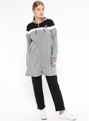Black - Gray - Black - Gray - Black - Gray - Black - Gray - Suit
