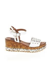 White - Sandal - Sandal