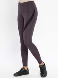 Purple - Legging