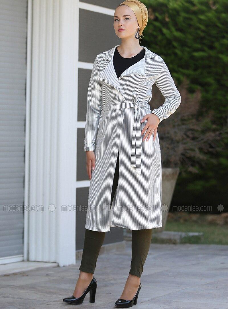 White - Unlined - Jacket
