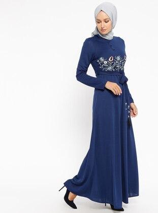 Indigo Plus Size Dresses Shop Womens Plus Size Dresses Modanisa