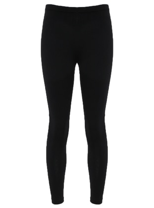 Black - Legging