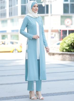 Mint - Unlined - Suit