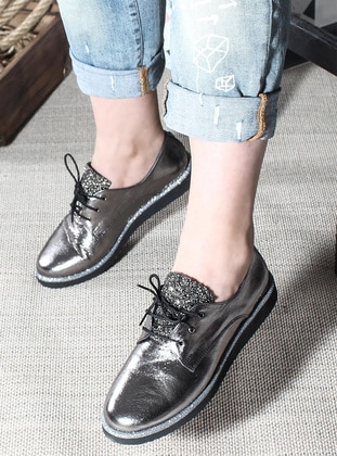Metallic - Casual - Shoes