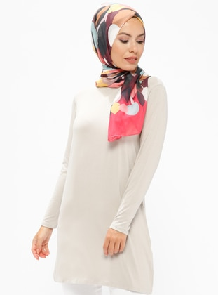Minc - Crew neck - Cotton - Tunic