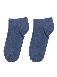 Blue - Navy Blue - Indigo - Socks