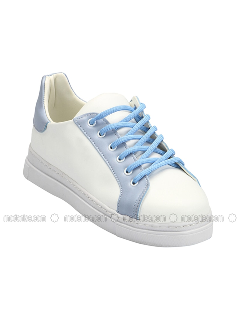 Blue - White - Casual - Shoes
