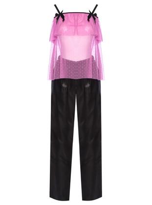 Black - Pink - Pyjama