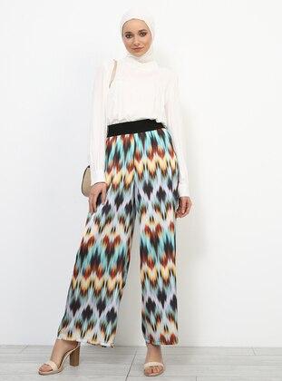 Multi - Multi - Pants