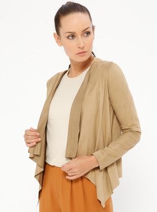 Minc - Unlined - Shawl Collar - Cotton - Jacket